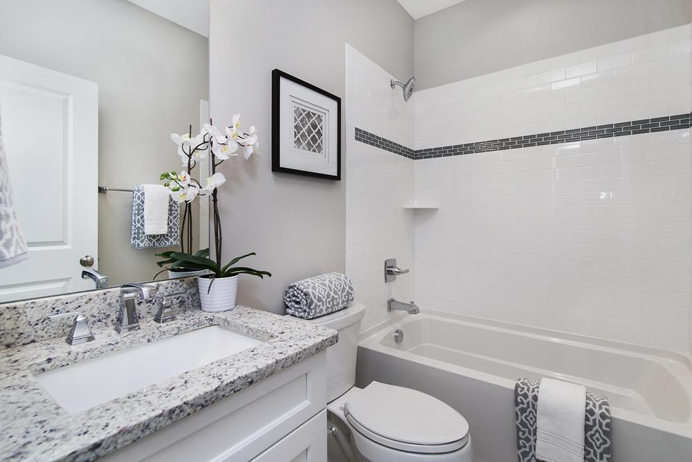 bathroom Home Staging Service Company Cornelius Davidson Huntersville Mooresville Denver Charlotte NC
