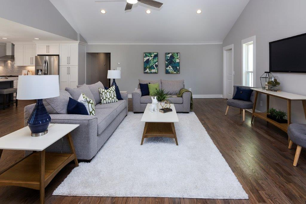Real Estate Investment Flip Home Staging in Charlotte NC
